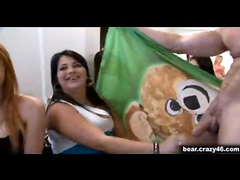 Crazy Babes Blowjobs Strippers At Party -2