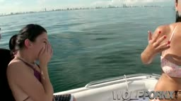 Fucking Two Whores Daisy Hazee In My Yacht