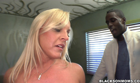 MILF Alexis Golden Fucked By A Three Big Black Dicks