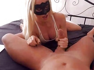 SECRETCRUSH – Edging Daddy Until He Cums In My Mouth And I Swallow His Load