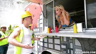 Bridgette Food Truck Special Attention