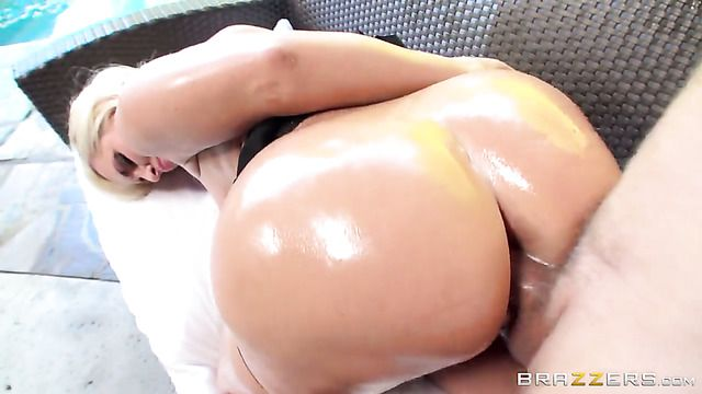Mick Blue Puts His Ram Rod In Sinfully Sexy Alena Crofts Mouth Before She Gets Cornholded