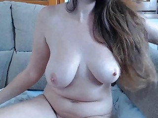 Brunette MILF Wants To Ride Your Dick