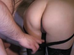 Big Ass Milf Gets Anally Fucked
