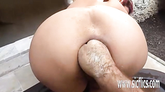 Extreme Anal Fisting And Bizarre Insertions