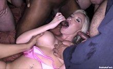 Jasmine Lau And Lexi Ryder Loves Bukkake Sex Parties