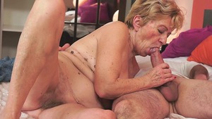 Young/old Porn Video Featuring Sexy Babe Malya – Vintage Vagina