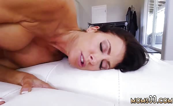 Amateur Milf With Younger First Time Hot MILF For His