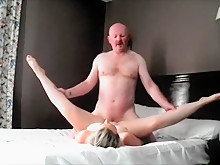Uk Amateur Couple Fucking At Home