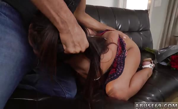 Punished For Coming Home Late And Spoon Spanking Rough