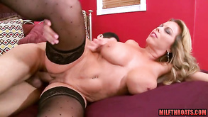 Hot Blooded Milf Sex
