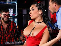 Last Call Featuring Aaliyah Hadid – Reality Kings HD