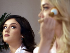 Fuck Fashion Featuring Anny Aurora And Rosalyn Sphinx – Brazzers HD