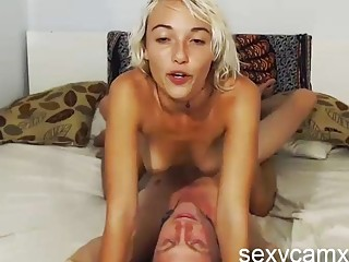 Hairy Teen Gets Dildo Fucked By Her Friend Live At Sexycamx