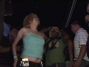 Naughty Girls Dance With Several Positions In Party