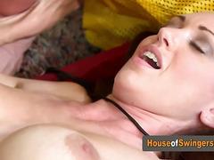 Swingers Delight Sexual Encounter In An Open Swing House Amateur Reality Tv Swing Show