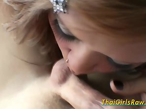 Sexy Slut In POV Swallowing And Fondling Fleshy Penis