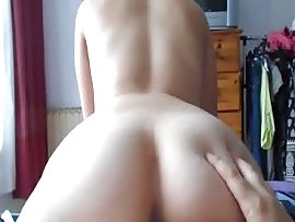 Beautiful French Young Girl Blowing And Riding Cock