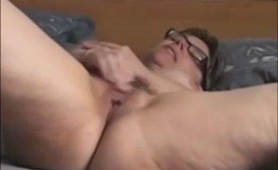 Bedroom Solo Orgasm Busty Milf Milou 24438