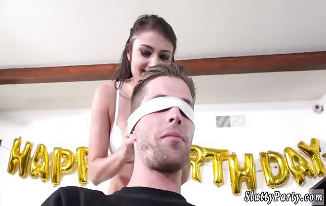 Horny Partner Watches And French Wife With Xxx Birthday
