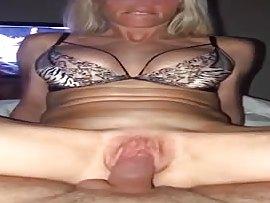 Filled Her Cunt In Close Up