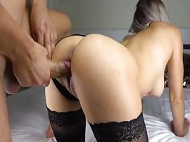 Absolutely Stunning Wife Fucked By The Luckiest Guy On Earth