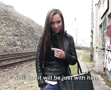 Inexperienced Cutie Victoria Sweet Gets Attacked By Stiff Love Stick Of Hot Man