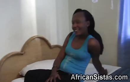Lesbian Ebony Babes Having Some Fun