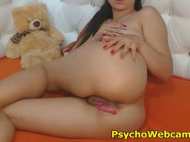 Teen Wants You To Vibe Her Pussy On Live Cam
