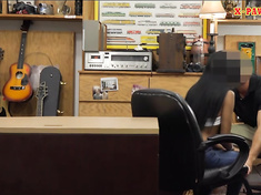 Busty Ebony Drilled By Pervert Pawn Man At The Pawnshop