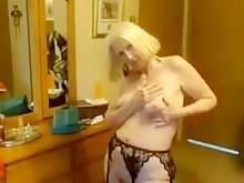 Best Amateur Clip With Grannies, Blonde Scenes
