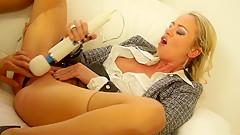 Fabulous Pornstar Dorina Gold In Hottest Dildos/toys, Blonde Adult Video