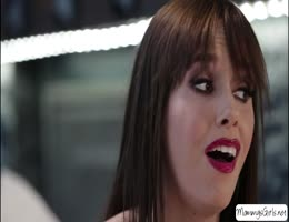Hot Milf Alana Cruise Gets Seduced By Pretty Alison Rey