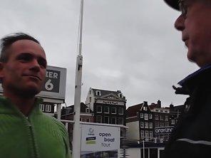 Dutch Ho Gets Railed