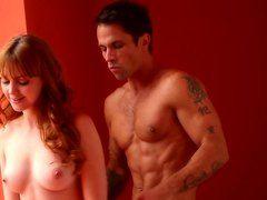Marie McCray Makes Love In A Crimson Room