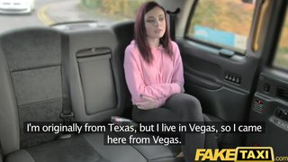 Texas Redhead Chloe Carter Anal Fucked By Horny Driver