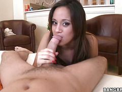 Lynn Love With Tiny Boobs Is A Cumshot Addict And Heres The Proof