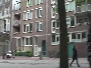 Dutch Ho Sucking Cock