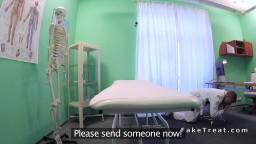 Masseuse Helps Doctor Then He Fucks Her