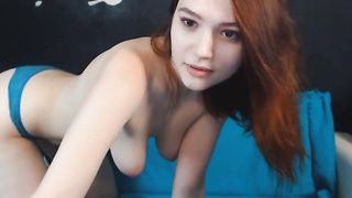 Hot Amateur Babe Masturbating