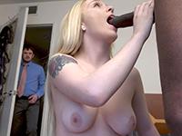 Cuckold Husband Catches Wife Enjoying A Bbc