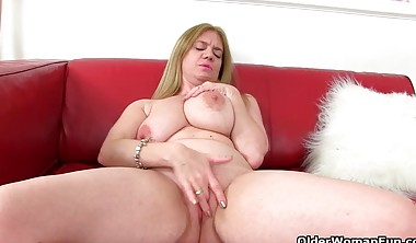 Britain's Sexiest Milfs: Clare Cream, Lulu Lush And Lily