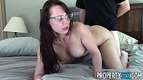 PropertySex – Highly Motivated Real Estate Agent Orgasmic Sex With Client