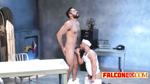Gay Hunks Want Tons Of Jizz Sprayed All Over