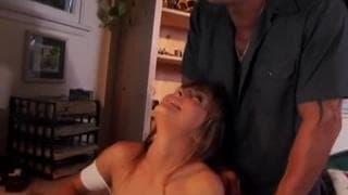 Fucking His Hot Wife And Cumming At Her