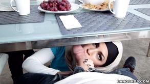 Mia Khalifa Arab Coition