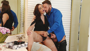 Gracie Glam Cheating Her Husband With His Boss