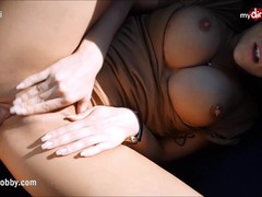 Cute Curious Student Get's Fucked In A Car