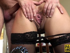 Heated Submissive Milf Pounded