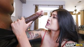 Let Me Taste That Pulsating Cock Before Getting Fucked By It